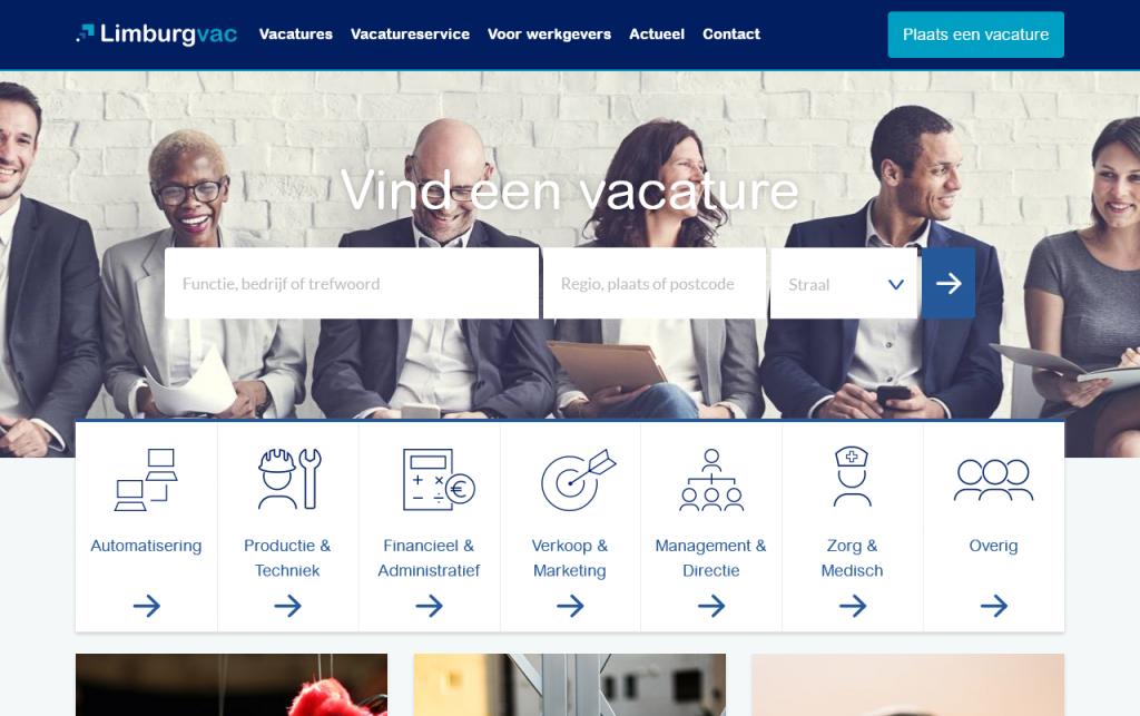 Limburgvac homepage